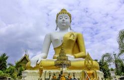Schöne Buddha-Statue Lizenzfreie Stockfotografie