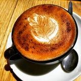Schöne Chai Latte an St. Kilda, Victoria, Australien Stockfoto