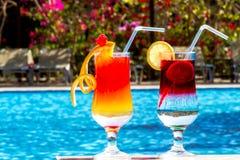 Schöne Cocktails Stockfotos