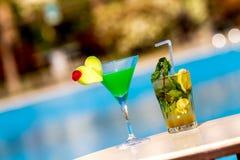 Schöne Cocktails Stockbilder