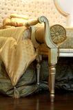 Schöne Couch lizenzfreie stockfotografie