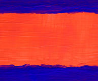 Schöne einzigartige Hintergrund acryle Farbe Lizenzfreie Stockfotografie
