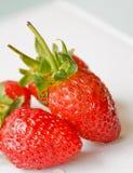Schöne Erdbeeren Lizenzfreie Stockfotografie