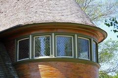 Schöne Fenster Stockfotografie