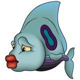 Schöne Fische lizenzfreie abbildung