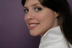 Schöne Frau Stockfotos