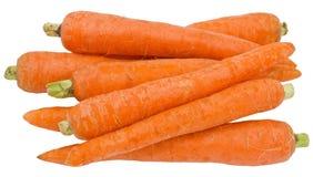 Schöne frische Karotten Stockfoto