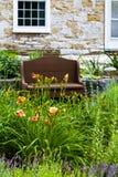 Schöne Gärten stockbilder