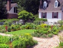 Schöne Gärten Stockfotos