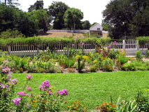 Schöne Gärten lizenzfreie stockfotos