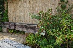 Schöne Gartenidee Im Modell Arbeitet Appeltern, Nederland Im Garten  Stockfotografie