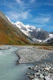 Schöne Gebirgslandschaft. Lizenzfreies Stockbild