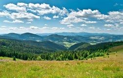 Schöne Gebirgslandschaft Lizenzfreie Stockfotografie