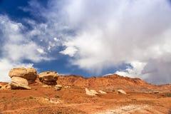 Schöne geologische Eigenschaften im Hintergrund Lizenzfreie Stockfotos