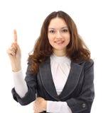 schöne Geschäftsfrau Stockfotos