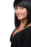 Schöne glückliche Frau Lizenzfreie Stockbilder