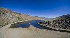Schöne Grant Lake stockfotografie