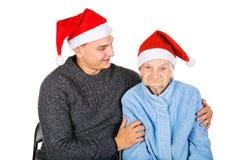 Schöne Großmutter Lizenzfreie Stockfotos