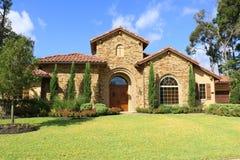 Schöne Häuser Stockfotos