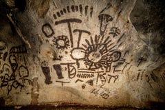 Schöne Höhle in Bulgarien Stockbilder