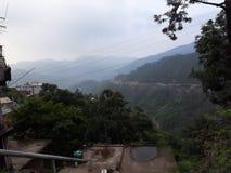 Schöne Hügel Stockfotografie