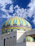 Schöne Hauben einer Moschee in Bahrain Lizenzfreie Stockfotos