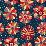 Schöne helle Blumen 2 Stockfotos