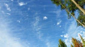 Schöne Himmel Lizenzfreies Stockfoto