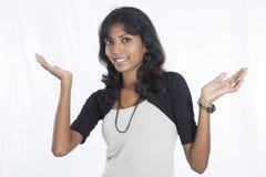 Schöne indische Frauen Stockbild