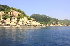 Schöne Insel Lizenzfreie Stockbilder