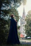 Schöne Isabella von Frankreich, Königin von England auf Mittelalterzeitraum lizenzfreies stockfoto