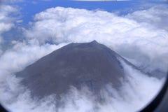 Schöne Isla Faial bei den Azoren Portugal und bei Pico stockbilder