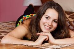 Schöne Jugendliche Stockbilder