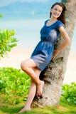 Schöne junge Frau Stockbilder