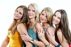Schöne junge Mädchen stockbilder