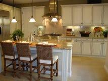 Schöne Küche stockbilder