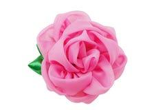 Schöne künstliche Blume der Handarbeit stockbilder