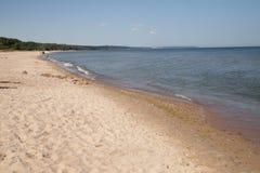 Schöne Küste Lizenzfreies Stockfoto