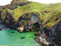 Schöne Küste von Irland Lizenzfreies Stockbild