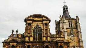 Schöne Kathedrale Notre Dame Lizenzfreies Stockfoto