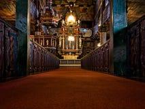 Schöne Kirche Lizenzfreie Stockbilder