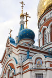 Schöne Kirche Stockfotografie