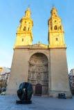 Schöne Kirche in Spanien Stockbild