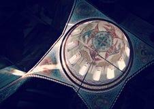 Schöne Kirchen-Decke Stockfoto