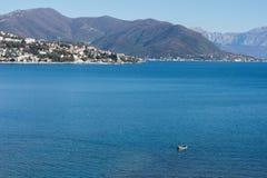 Schöne Landschaft der adriatisches Seeinseln Lizenzfreie Stockfotografie