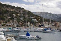 Schöne Landschaft in Majorca Lizenzfreies Stockfoto