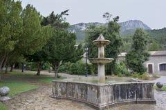 Schöne Landschaft in Majorca Lizenzfreie Stockfotografie