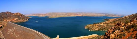 Schöne Landschaft in Marokko Lizenzfreies Stockfoto