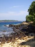Schöne Landschaft in Sri Lanka Lizenzfreies Stockbild