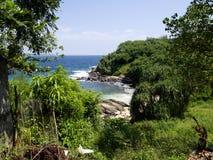 Schöne Landschaft in Sri Lanka Lizenzfreie Stockfotos